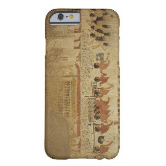 Karnakの寺院ルクソル、エジプト Barely There iPhone 6 ケース
