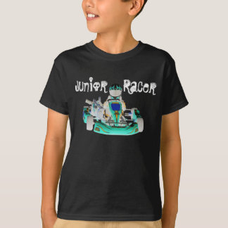 Kartの後輩のレーサー Tシャツ