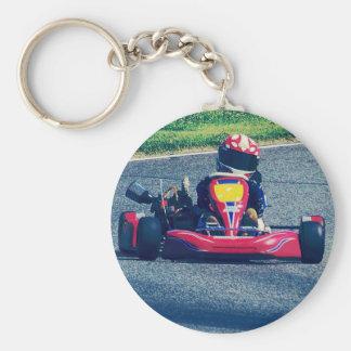 Kartの競争 キーホルダー