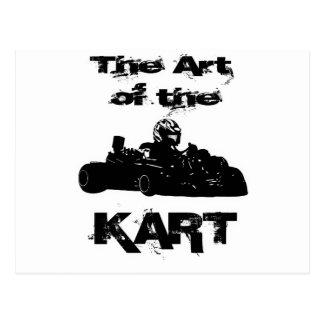 Kartの芸術 ポストカード
