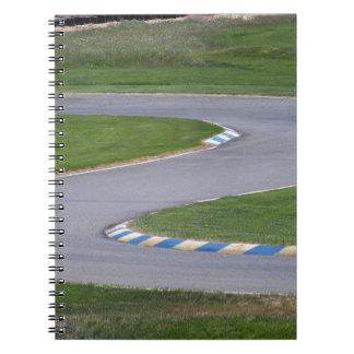 Kartトラック ノートブック