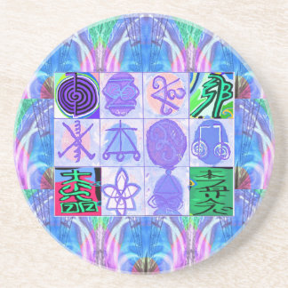 KARUNAの霊気の記号: 芸術的なレンダリング コースター