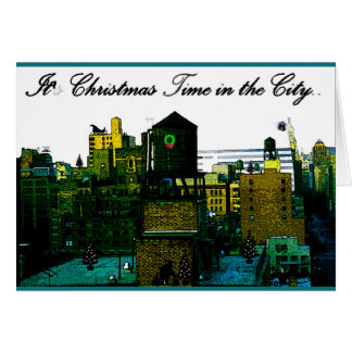 KasperArtのクリスマスカード グリーティングカード