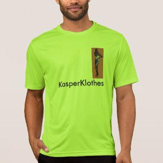 KasperKlothesの男性ActivewearのTシャツ Tシャツ