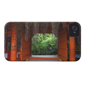 Kasugaの神社、奈良、日本 Case-Mate iPhone 4 ケース