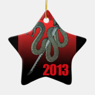 Katana snake 2013 A セラミックオーナメント