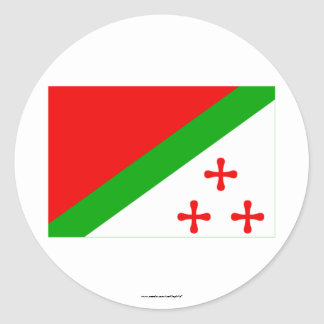 Katangaの旗(1960-1963年) ラウンドシール