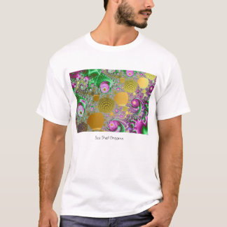 Kateの海の貝の夢 Tシャツ