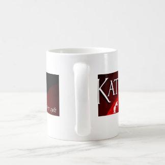 Kateエデン: 何も禁止されたマグではないです コーヒーマグカップ