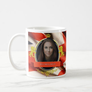 Kate Historical Mug公爵夫人 コーヒーマグカップ