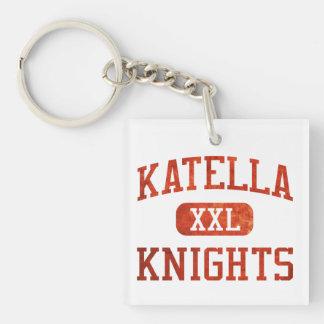 Katellaは運動競技をナイト爵に叙します キーホルダー