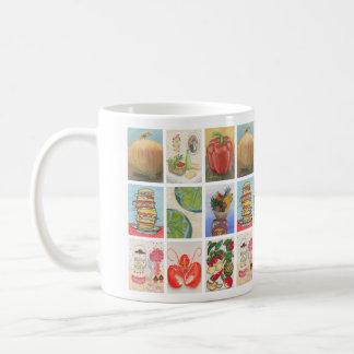 Kathy Faggellaの食糧挑戦 コーヒーマグカップ