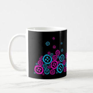 Katieboyの飲み物はコップにボタンをかけます コーヒーマグカップ