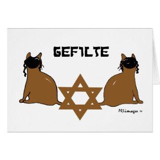 Katsユダヤのカード カード