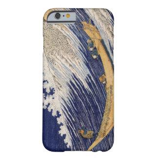 Katsushika Hokusai著海洋波 Barely There iPhone 6 ケース