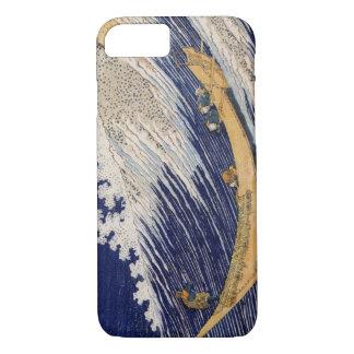 Katsushika Hokusai著海洋波 iPhone 8/7ケース