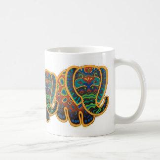 katy+bratun、動物、marookat コーヒーマグカップ