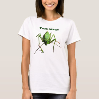 Katydidの環境を考える Tシャツ