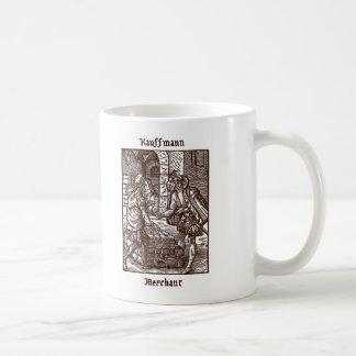 Kauffman -商人 コーヒーマグカップ
