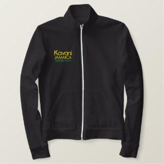 Kavaniの国際的なスポーツの衣服 刺繍入りジャケット