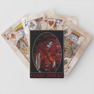 Kavian Darkainのトランプ バイスクルトランプ