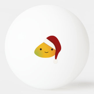 KawaiかわいいChristmasiのマンゴ 卓球ボール