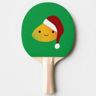 KawaiかわいいChristmasiのマンゴ 卓球ラケット