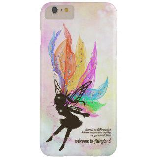 Kawaii Pastel Rainbow Fairy  iPhone 6 Plus Case Barely There iPhone 6 Plus ケース