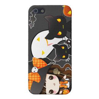Kawaiiiハロウィン iPhone 5 カバー