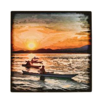 Kayakers木コースター ウッドコースター