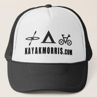 Kayakmorrisの服装 キャップ