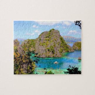 Kayangan湖 ジグソーパズル