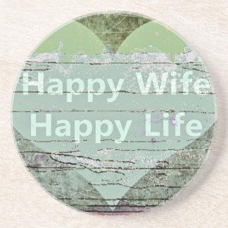 Kaye Talvilahti著幸せな妻の幸せな生命 コースター