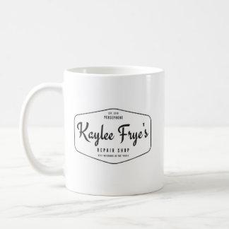 Kaylee Fryeの修理工場のティー コーヒーマグカップ