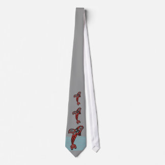 Kayleensのシャチ ネクタイ