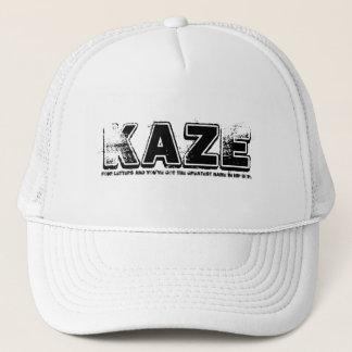 KAZE、4つの手紙およびあなたは最も素晴らしいの…持っています キャップ