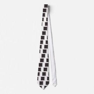 Kazimir Malevich著黒い正方形 ネクタイ