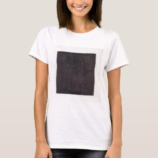 Kazimir Malevich著黒い正方形 Tシャツ
