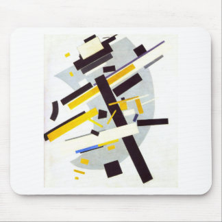 Kazimir Malevich著Suprematism マウスパッド