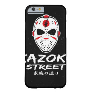 Kazokuの通りのデザインの電話箱 Barely There iPhone 6 ケース
