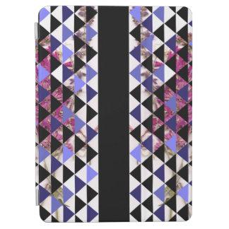 KCSのiPadカバーによる花及びタマキビの三角形 iPad Air カバー