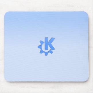 KDEの青 マウスパッド