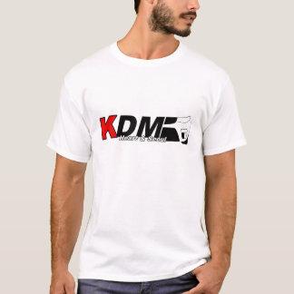 KDM及びソウルの長所の暗闇は聞きます Tシャツ