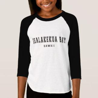 Kealakekua湾ハワイ Tシャツ