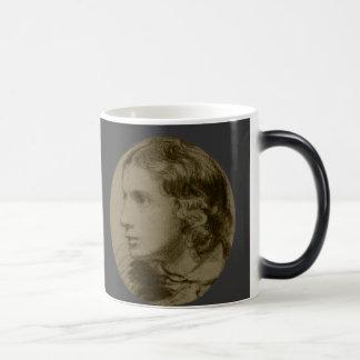 Keats、ロマンチックな詩人 モーフィングマグカップ