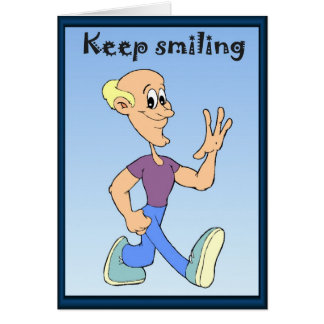 keep微笑 カード