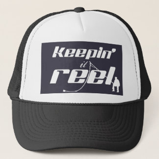 Keepin' It Reel (all colours) キャップ