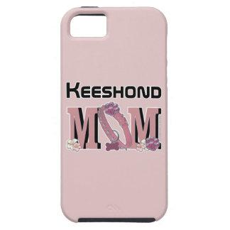 Keeshondのお母さん iPhone SE/5/5s ケース