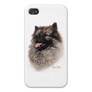 Keeshond iPhone 4/4S Case