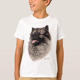 Keeshond Tシャツ